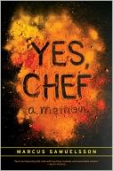 Yes, Chef by Marcus Samuelsson: Book Cover