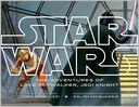 Star Wars The Adventures of Luke Skywalker, Jedi Knight by Tony DiTerlizzi: Book Cover