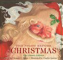 The Night Before Christmas by Charles Santore: Book Cover