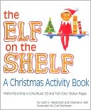 The Elf on the Shelf by Carol V. Aebersold: Book Cover