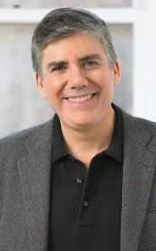 Rick Riordan. Photo: Marty Umans