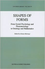 Shapes of Forms: From Gestalt Psycholog...