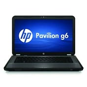"Product Image. Title: HP Pavilion g6-1a00 g6-1a50us LH612UA 15.6"" LED Notebook - Athlon II P360 2.3GHz - Charcoal"