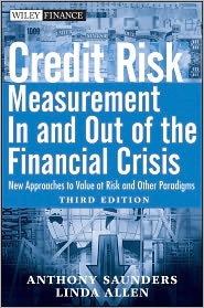 Linda Allen  Anthony Saunders - Credit Risk Management In and Out of the Financial Crisis