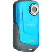 Product Image. Title: VistaQuest DV-820 Digital Camcorder - 2&quot; LCD - CMOS - Full HD - Blue
