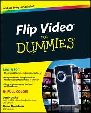 Joe Hutsko  Drew Davidson - Flip Video For Dummies