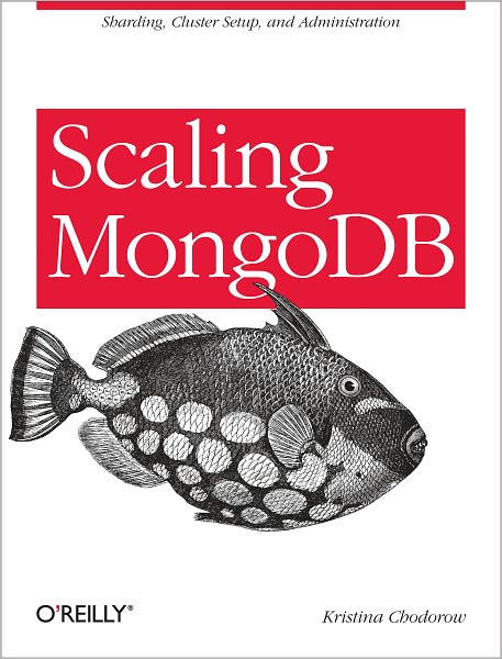 Scaling MongoDB ~ Amazon Textbooks ~