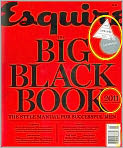 Product Image. Title: Esquire Big Black Book: Spring 2011