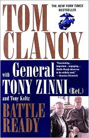 Tony Koltz, Tony Zinni  Tom Clancy - Battle Ready