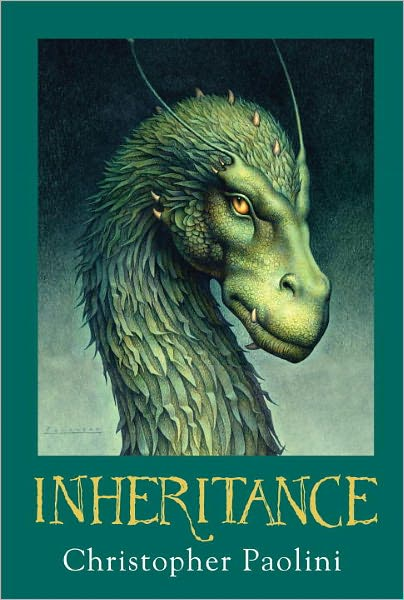 book cover of Inheritance by Christopher Paolini