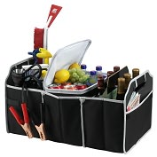 Product Image. Title: Collapsible Trunk Organizer and Cooler