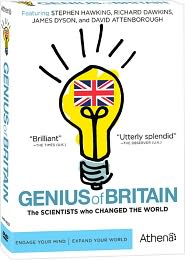 Genius Of Britain: DVD Cover