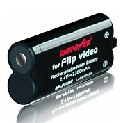 Product Image. Title: DigiPower BP-PD1W Camcorder Battery