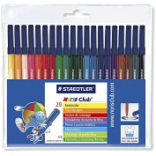 Product Image. Title: Norris Club Marker Set 20/Pkg-Fine Tip