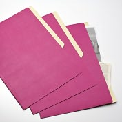 Product Image. Title: Moleskine Folio Professional Dark Pink File Folders