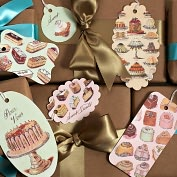 Product Image. Title: Sweet Treats Gift Tags