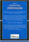 Book Cover Image. Title: Jerusalem, Jerusalem:  How the Ancient City Ignited Our Modern World, Author: by James Carroll