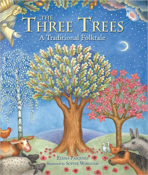 Kregel Blog Tour Review: The Three Trees by Elena Pasquali