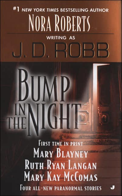 cover of Bump in the Night