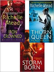 Richelle Mead - Richelle Mead Dark Swan Bundle: Storm Born, Thorn Queen, and Iron Crowned