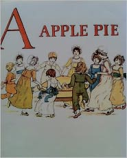 Kate Greenaway - A Apple Pie (Classic illustrations)