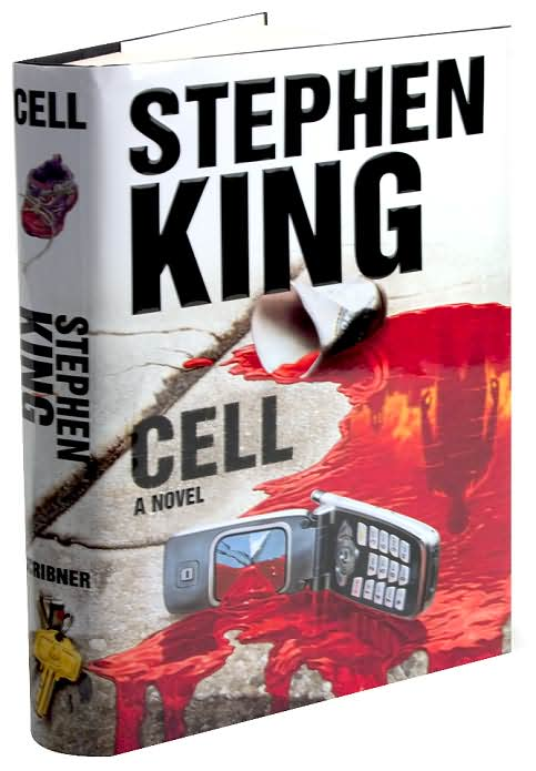 cell stephen king Cell inspiration: while walking on the sidewalk in new york, steve saw a man  dressed in a business suit approaching him and seemingly engaged in.