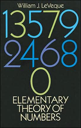 Elementary Theory of Numbers (DOVER) 2nd Ed~tqw~_darksiderg preview 0