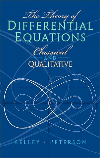 The Theory of Differential Equations Classical and Qualitative~tqw~_darksiderg preview 0