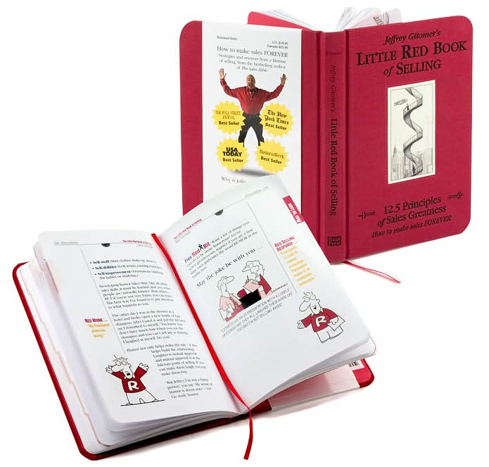 little red book of selling pdf
