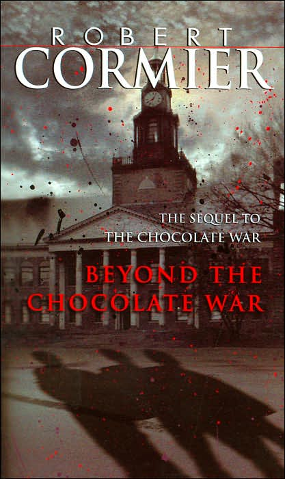 essay on the chocolate war by robert cormier The chocolate war essay topics / book report ideas by robert cormier cliff notes™, cliffs notes™ free study guide for the chocolate war by robert cormier.
