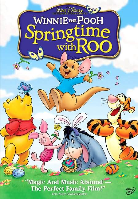 Winnie the Pooh   Springtime with Roo preview 0