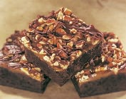 Product Image. Title: Turtle Brownies