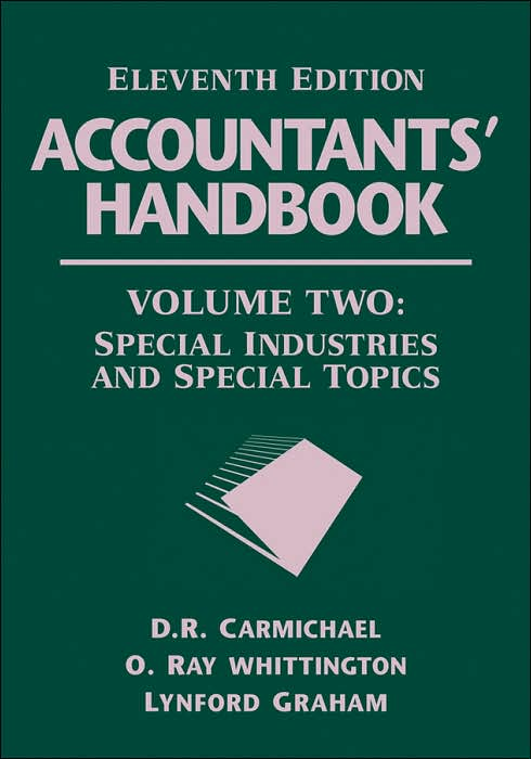 Accountants Handbook, Special Industries and Special Topics, Vol  2~tqw~_darksiderg preview 0