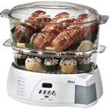 Product Image. Title: Oster 5712 Digital Food Steamer