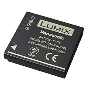 Product Image. Title: Panasonic DMW-BCF10E Lithium Ion Digital Camera Battery