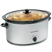 Product Image. Title: Hamilton Beach 33176 Slow Cooker