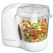 Product Image. Title: Hamilton Beach FreshChop 72600 Food Chopper