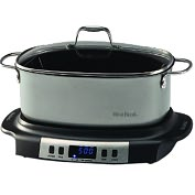 Product Image. Title: West Bend Versatility 84966 Slow Cooker