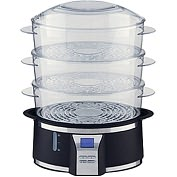 Product Image. Title: West Bend 86604 Programmable Steamer