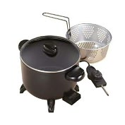 Product Image. Title: Presto 06006 Multi Cooker &amp; Steamer