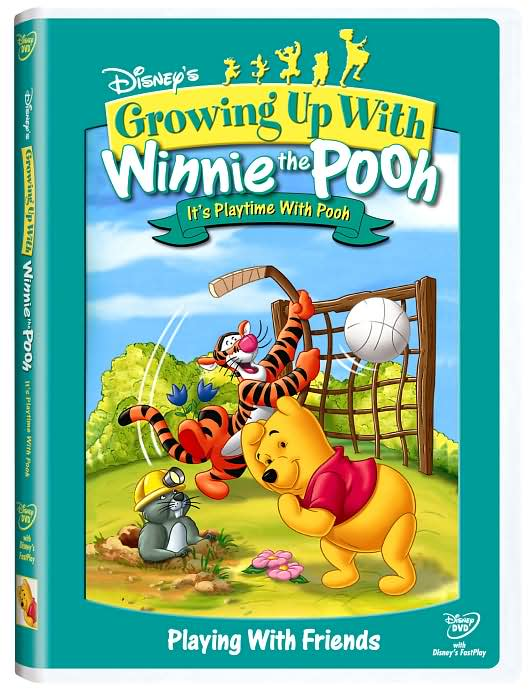 It's Playtime With Pooh (Walt Disney) preview 0