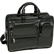Product Image. Title: McKleinUSA Hubbard P Series 88435 Double Compartment Laptop Case