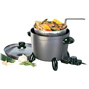 Product Image. Title: Presto 06003 Options Multi Cooker &amp; Steamer