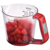 Product Image. Title: Taylor 3890 Digital Scale with Measuring Cup