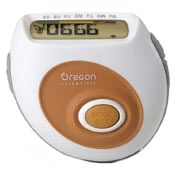 Product Image. Title: Oregon Scientific PE823 Pedometer with Calorie Counter