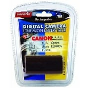 Product Image. Title: Mizco 3700 mAh Rechargeable Camcorder Battery