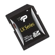 Product Image. Title: Patriot Memory Signature PSF16GSDHC10 16 GB Secure Digital High Capacity (SDHC) - 1 Card