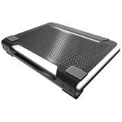 Product Image. Title: Cooler Master NotePal U1 Notebook Cooling Stand with 1 Fan