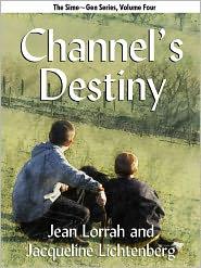 Jacqueline Lichtenberg Jean Lorran - Channel's Destiny (Sime~Gen, Book 5)