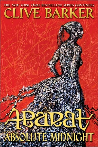 book cover of Abarat: Absolute Midnight by Clive Barker